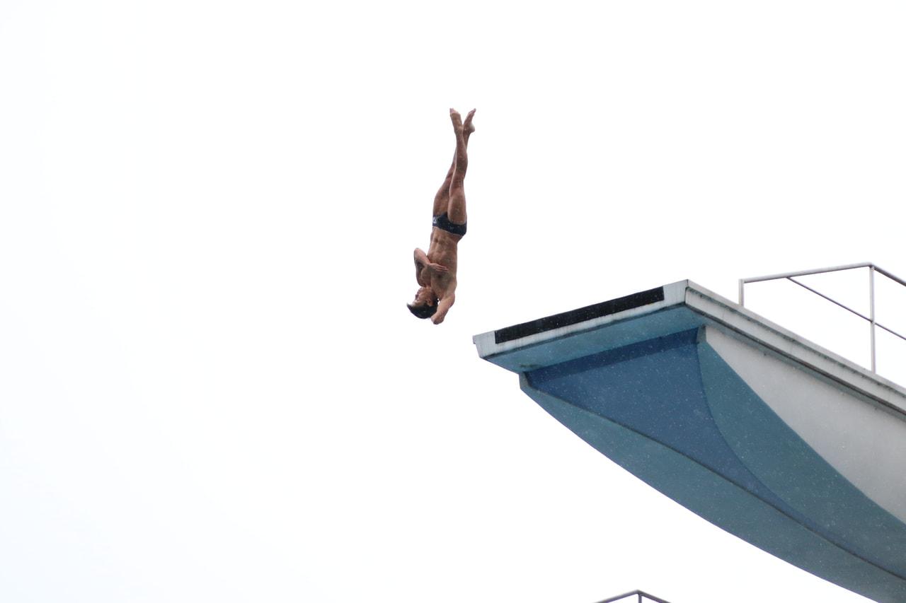 【取材報告】第94回日本学生水泳競技大会飛込競技