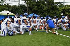 結果報告【日本体育大学VS駒澤大学