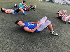 7月30日 本日の練習!