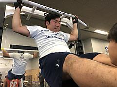 2月3日 本日の練習風景