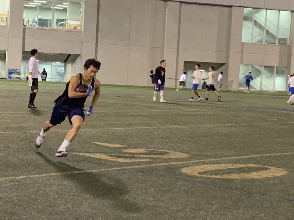 11月16日 本日の練習