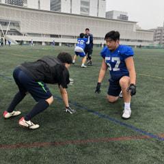 2月16日 本日の練習の様子