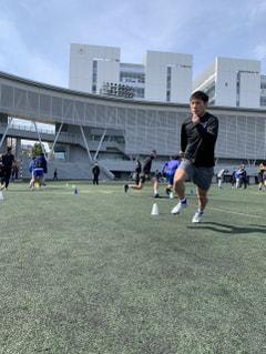 2月28日 本日の練習の様子