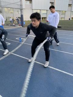 2月9日 本日の練習の様子