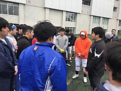3月23日 本日の練習の様子