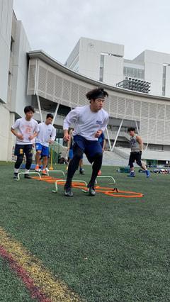 2月15日 本日の練習の様子