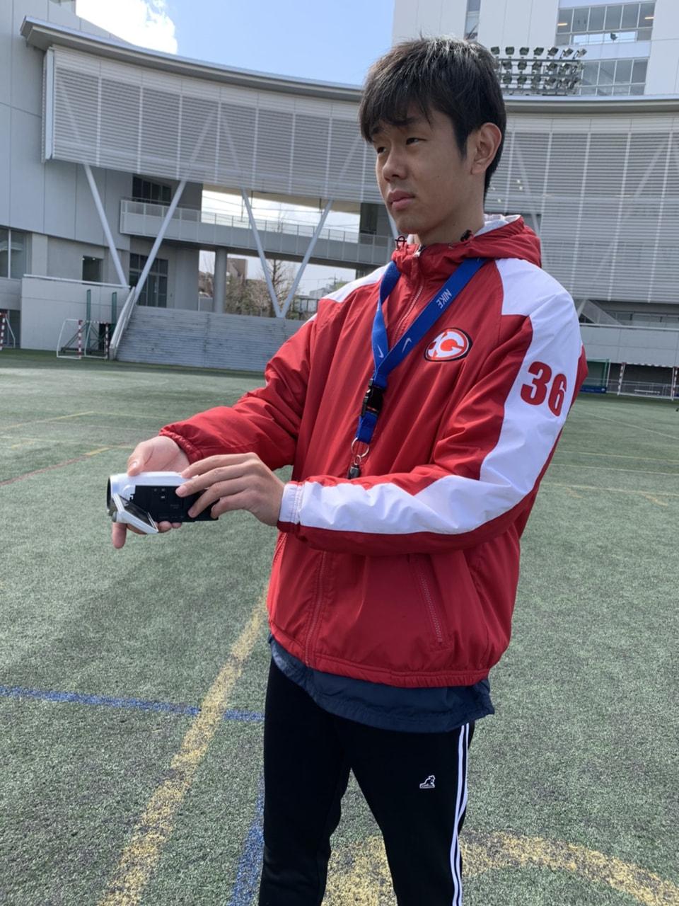 3月5日 本日の練習の様子