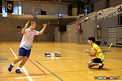 全日本学生バドミントン選手権大会の結果報告