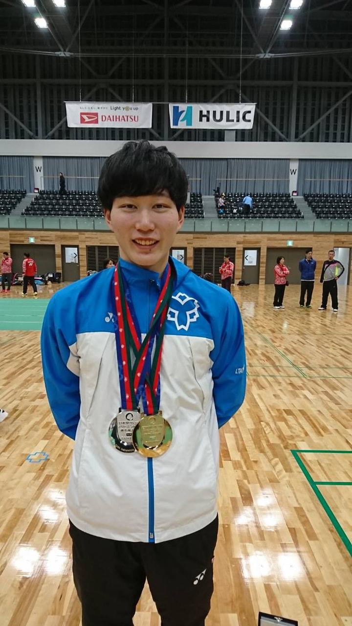 日本障がい者バドミントン選手権大会 結果報告