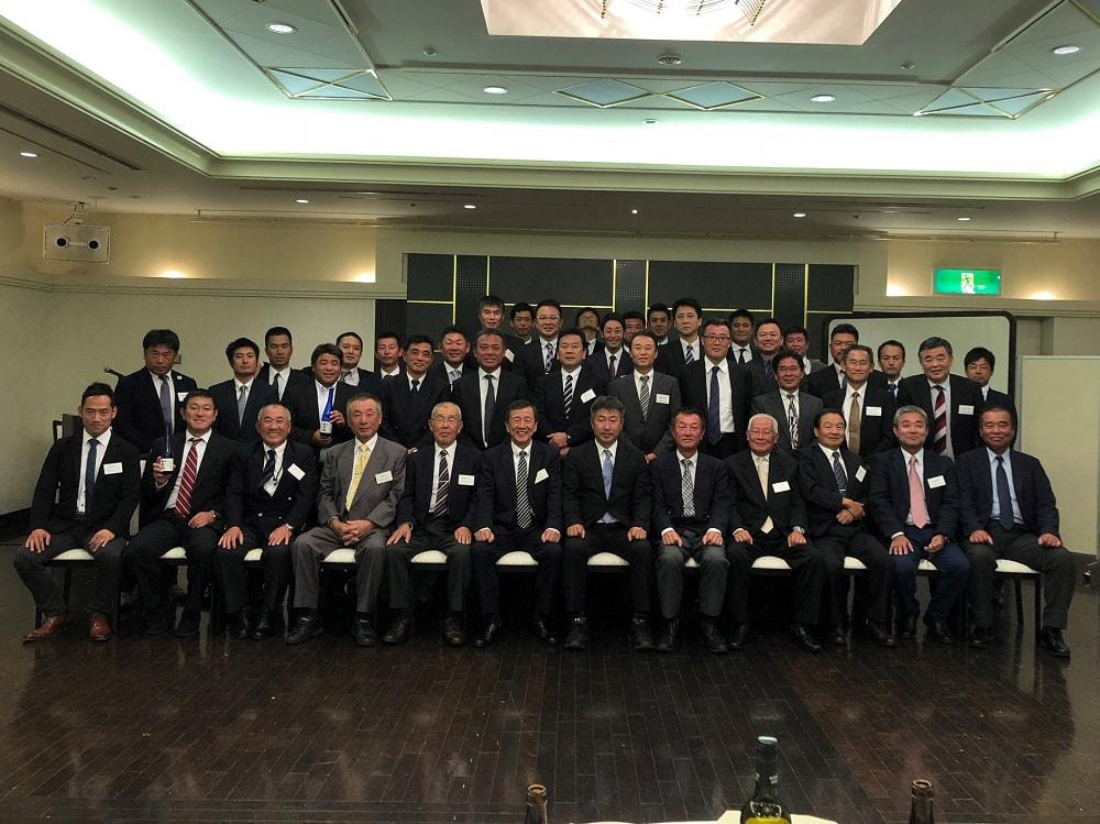 OB会九州支部総会