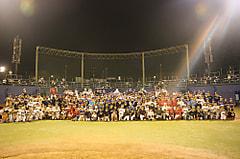 7月25日(木) 第8回青葉ベースボールフェスタ 対 桐蔭学園大学