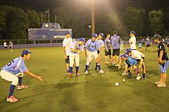 7月26日(金) 第8回青葉ベースボールフェスタ 対 國學院大學