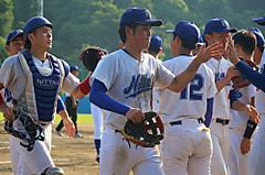2019年 首都大学野球新人戦 第一戦