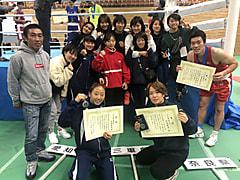全日本女子選手権 結果
