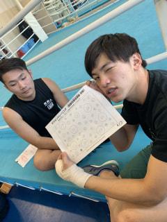 跳躍性眼球運動トレーニング!!!