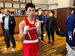 第68回世田谷区ボクシング大会 結果報告