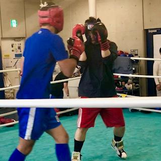 OBの冨髙先輩が練習にいらっしゃいました。