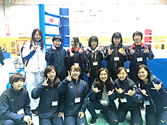 第17回全日本女子ボクシング選手権大会戦 結果報告
