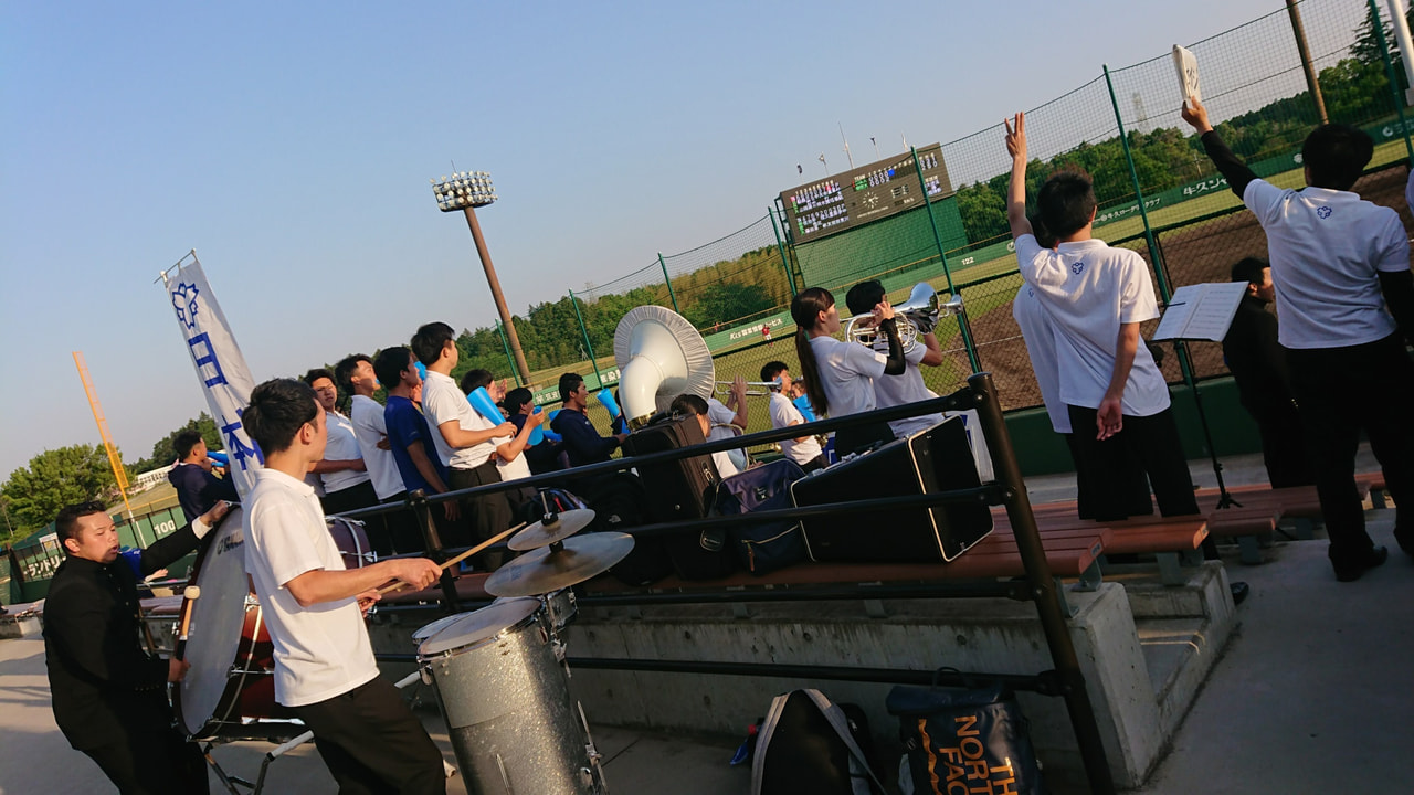 春季首都大学野球大会帝京大学戦