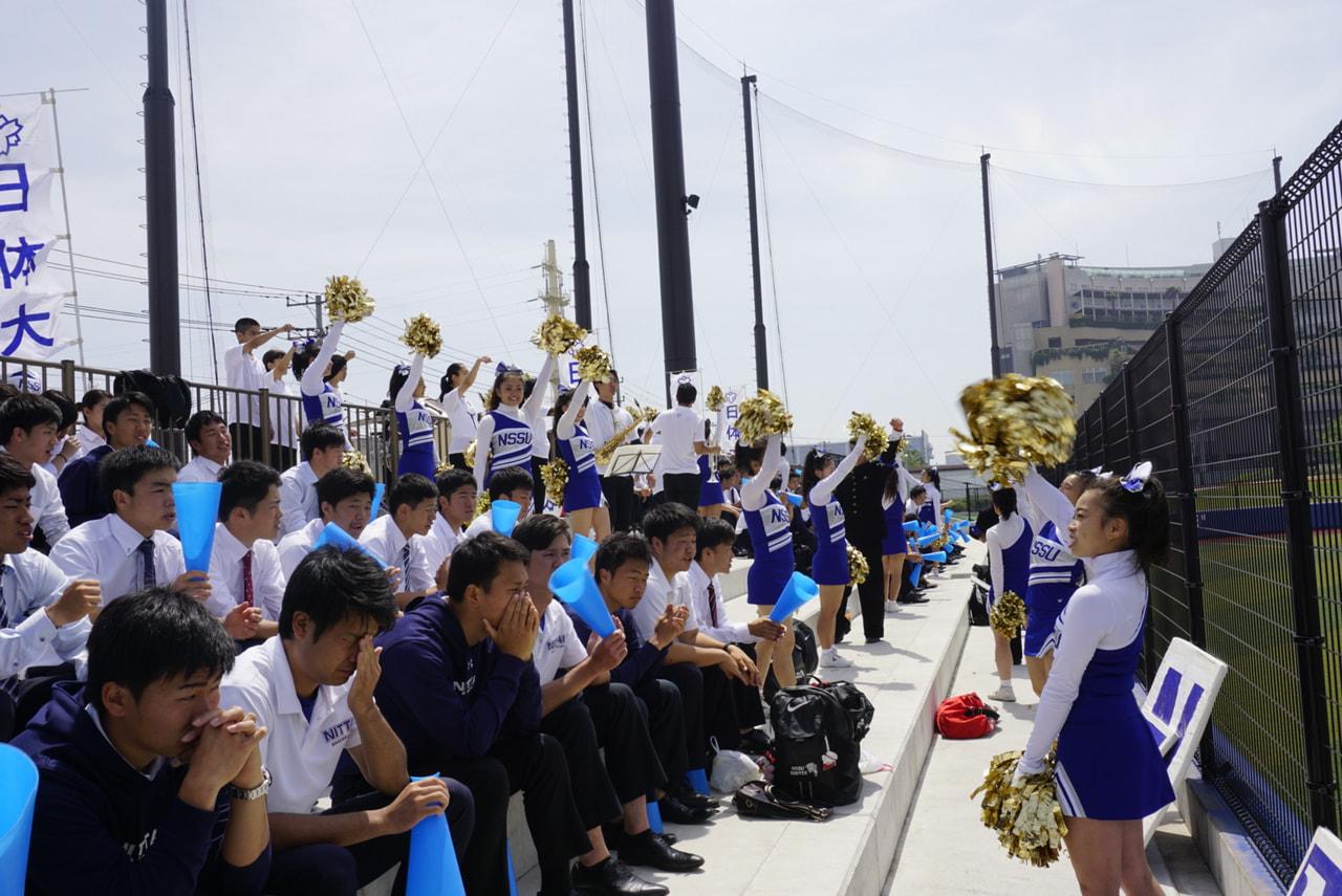春季首都大学野球 vs帝京大学第三戦