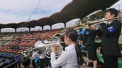 秋季首都大学野球リーグvs武蔵大学第一戦