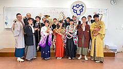 令和2年度日本体育大学卒業式