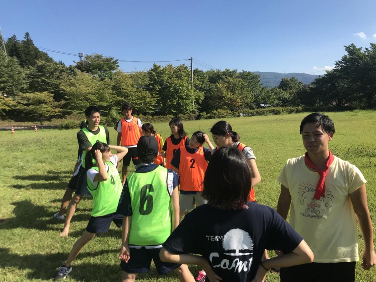 2018/8/22~8/24 夏合宿