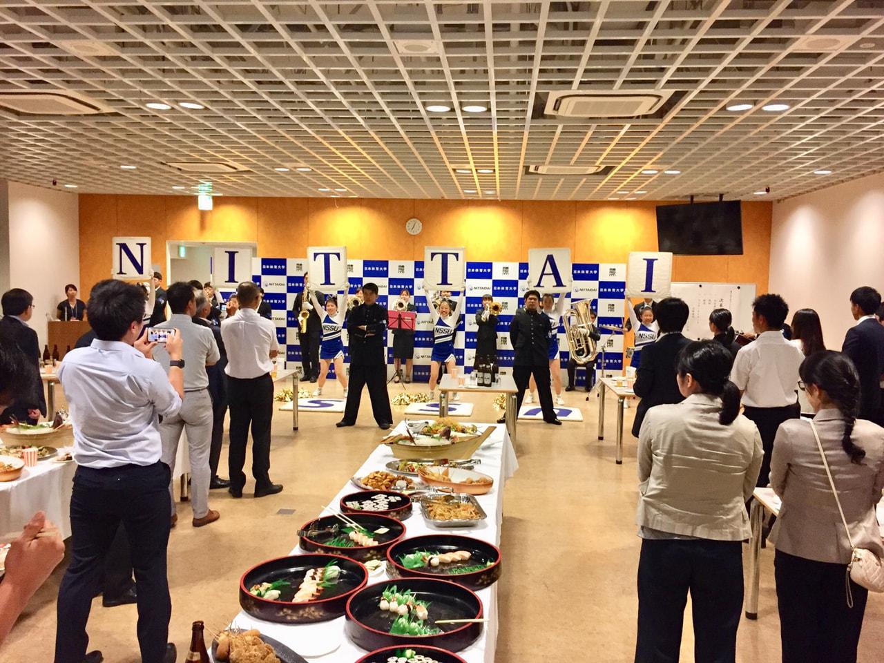 第8回日本アスレティックトレーニング学会学術大会懇親会
