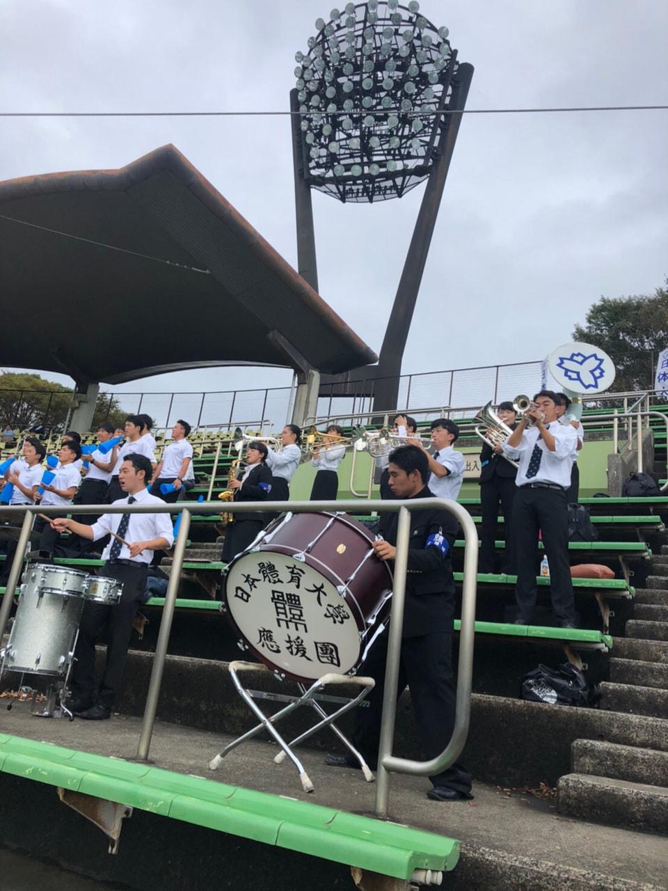 秋季首都大学野球連盟リーグ戦対武蔵大学第1戦