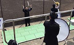 春季首都大学野球連盟リーグ戦対東海大学第3戦