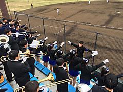 春季首都大学大学野球連盟リーグ戦対東海大学第2戦