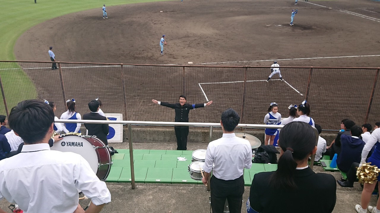 秋季首都大学野球連盟リーグ戦対武蔵大学第3戦