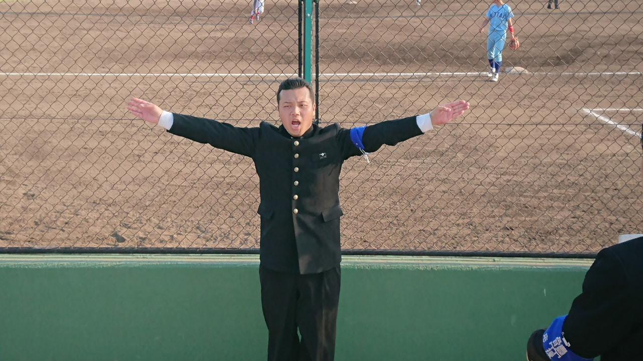 春季首都大学野球連盟リーグ戦対帝京大学第1戦