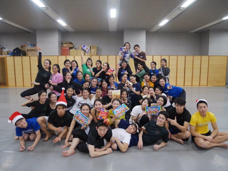 ダンスの力で日本を元気に😆