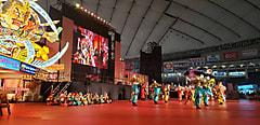 2019年東京ドームで大田楽を踊らさせていただきました!