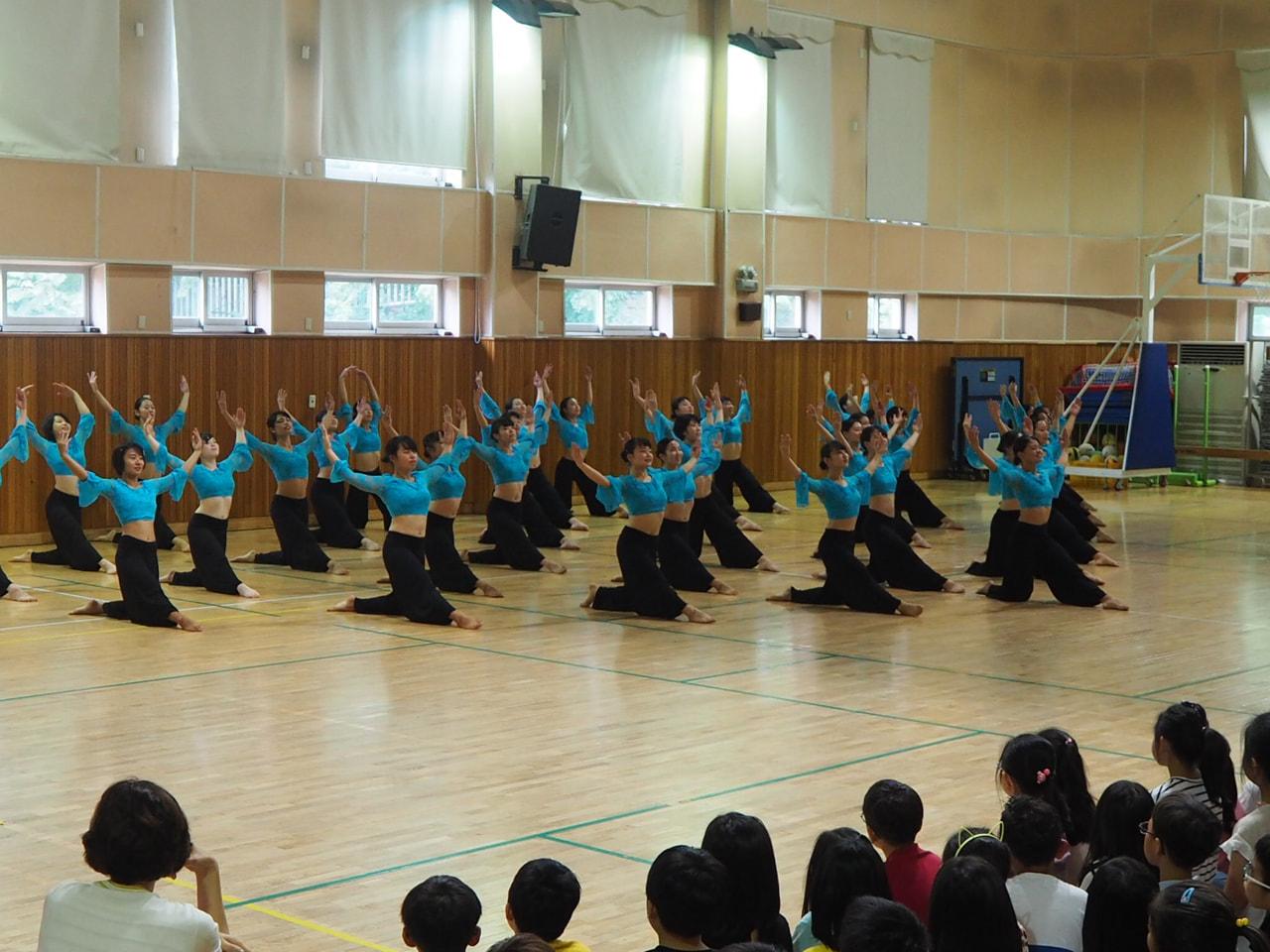 韓国での活動 Day2