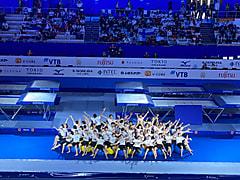 第27回世界年齢別トランポリン競技選手権大会
