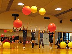 筑波大学体操部と合同練習★