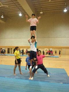 ☆組み立て体操講習会☆