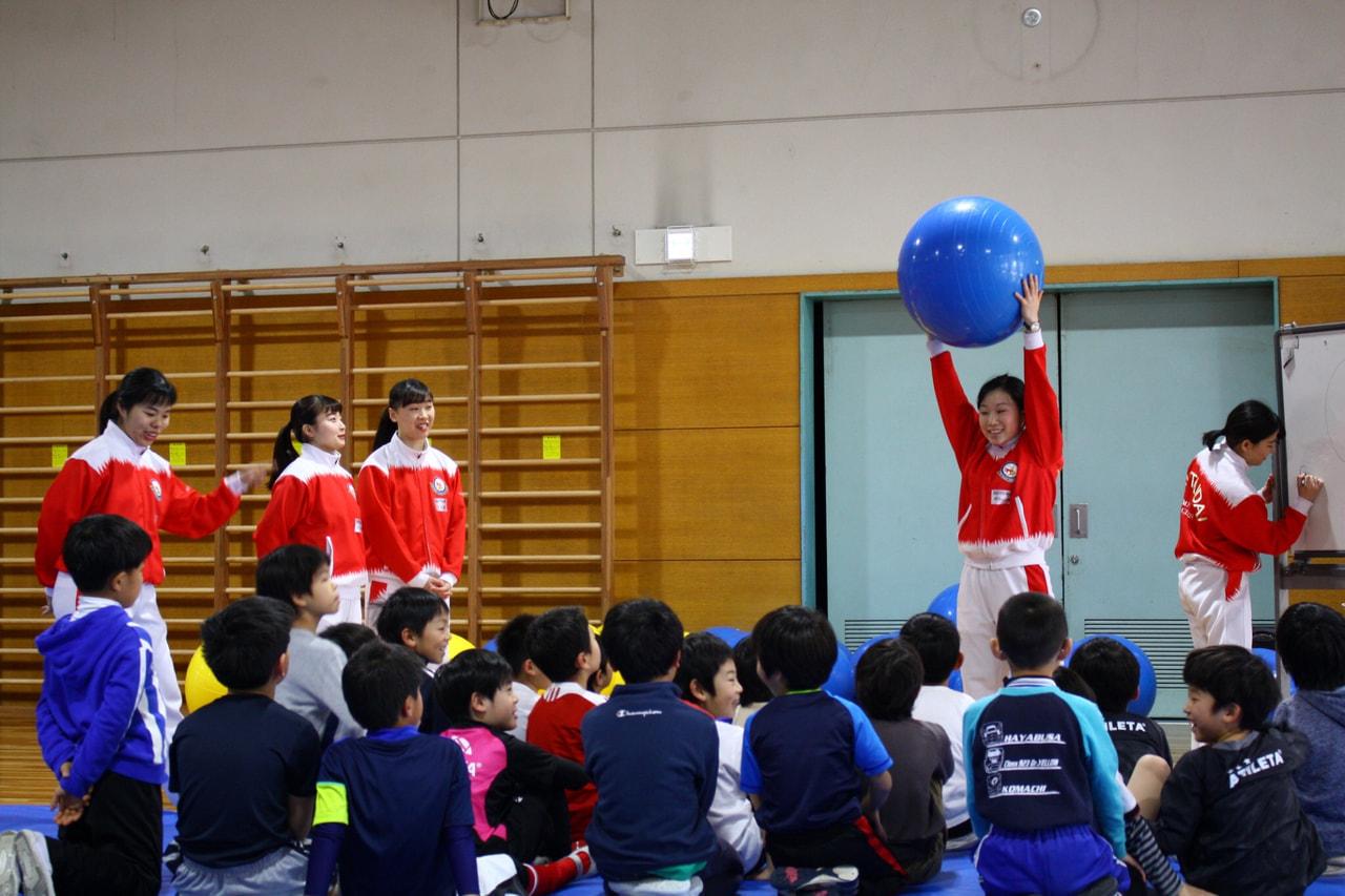 【報告】日体大 スポーツフェスタ2018