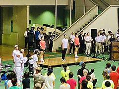 「第58回1000万人ラジオ体操・みんなの体操祭in東京」✨