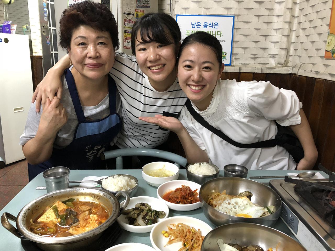 韓国での活動 Day1