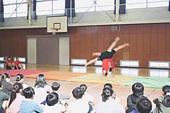 横浜市立今井小学校実演
