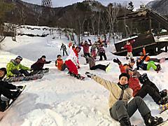 3年ぶりのスノーボード旅行へ