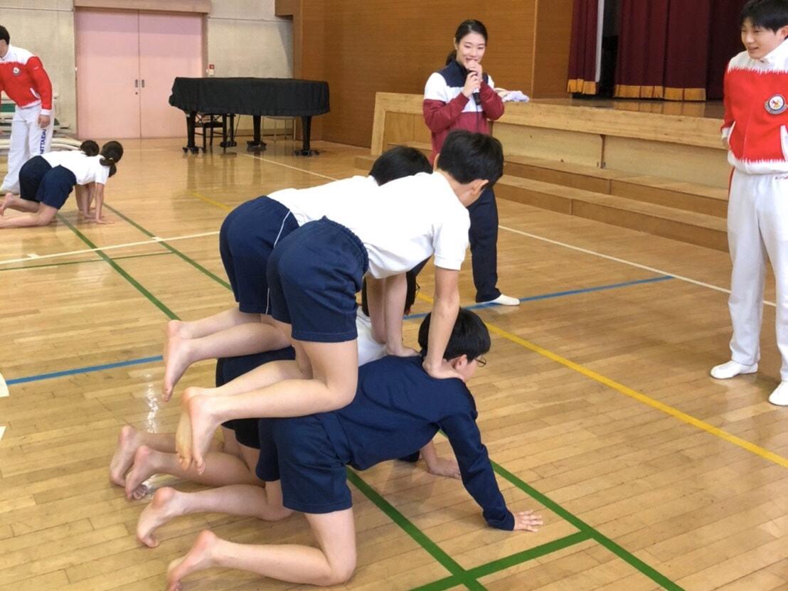 新宿区立戸山小学校実演✨✨