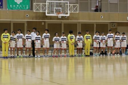女子・リーグ戦①