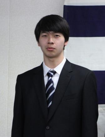 入部式(2年生紹介)