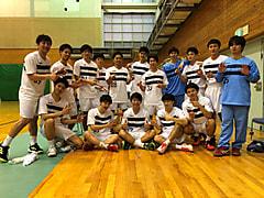 男子菅杯☆A・Bチーム6/1・2結果