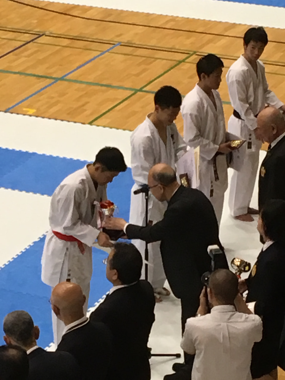 第46回関東学生空手道選手権大会 結果報告