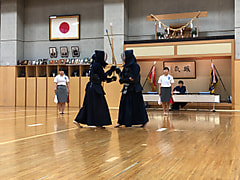 夏合宿28日目